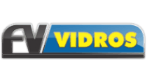 logo fv vidracaria